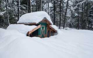 Метод утепления курятника на зимнее время